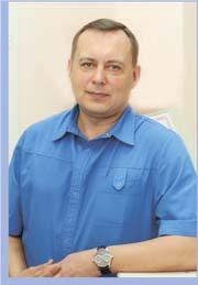 главный врач клиники ЛОР-net, к.м.н. Максим  Михайлович ЗЫРЯНОВ