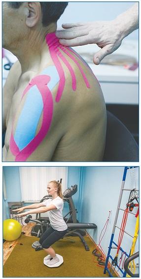 Реабилитация после травм в Красноярске. Консультация реабилитолога.