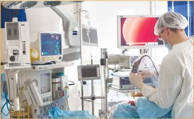 Проведение операции по удалению аденоидов