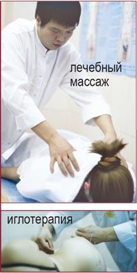 Иглотерапия, массаж в Красноярске. Китайская медицина.