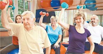 Лечебная физкультура при заболеваниях артрозом