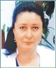Врач-психиатр, кандидат медицинских наук, Татьяна Аркадьевна ТЮРКИНА