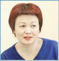 Заведующая медико-психологическим отделением, медицинский психолог, доктор медицинских наук, Надежда Борисовна СЕМЕНОВА