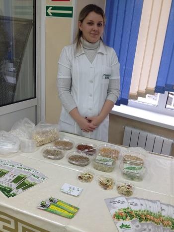 Вместо БАДов — полезное питание для пожилых. Губернские аптеки, Красноярск