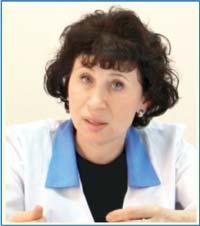 Татьяна Аркадьевна ТЮРКИНА, кандидат медицинских наук, врач-психиатр высшей категории взрослой поликлиники краевого психоневрологического диспансера