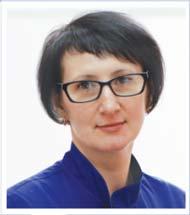 Леся Юрьевна ВОРОНЦОВА, врач-колопроктолог, стаж работы 20 лет