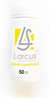 Larcus - продукт функционального питания, идеальная суперпища, мощный биорегулятор, обеспечивающий питание и энергетический баланс клеток