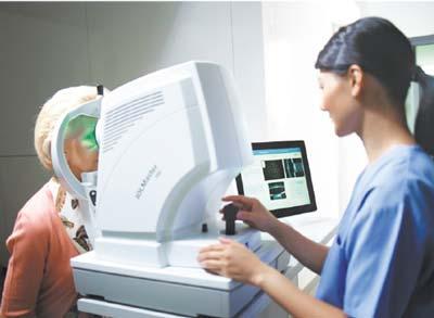 диагностический аппарат «IOL-Master 700» – лидер оптической биометрии