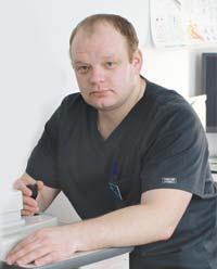 Артём Петрович ЧУМАЧЕНКО, врач-офтальмохирург клиники современной офтальмологии «БЕРЕГ»