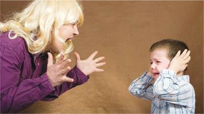 Агрессия по отношению к ребенку. Помощь психолога.