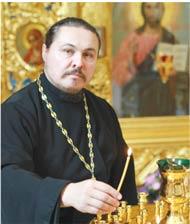 Священнослужитель Анатолий ОБУХОВ