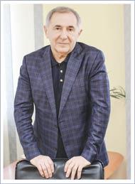главный врач психоневрологического диспансера Григорий Маркелович ГЕРШЕНОВИЧ