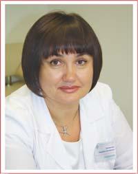 Людмила Григорьевна ГРИГОРИЧЕВА, главный врач, кандидат медицинских наук