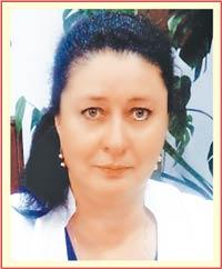 Заведующая отделением психосоциальной реабилитации Тамара Владимировна БАРИКОВА