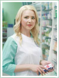 заведующая Аптеки всем Елена Александровна ПУРШЕВА