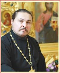 Священнослужитель Анатолий Аркадьевич ОБУХОВ
