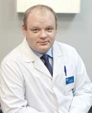 хирург-офтальмолог Артём Петрович ЧУМАЧЕНКО