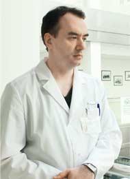 Руслан Александрович ЗУКОВ онколог, уролог, доктор медицинских наук, профессор, зав. кафедрой онкологии КрасГМУ