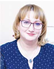 психолог детско-подростковой поликлиники краевого психоневрологического диспансера № 1 Наталья Валерьевна ЕЛТЫШЕВА