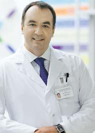 д.м.н., профессор, зав. кафедрой онкологии и лучевой терапии КрасГМУ Руслан Александрович ЗУКОВ