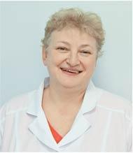 врач-терапевт «Клиники ИПМ» Людмила Александровна ИВАНОВА