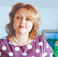 Марина Александровна РОСПУСКОВА