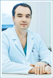 ЗУКОВ Руслан Александрович, доктор медицинских наук, профессор, зав. кафедрой онкологии и лучевой терапии КрасГМУ